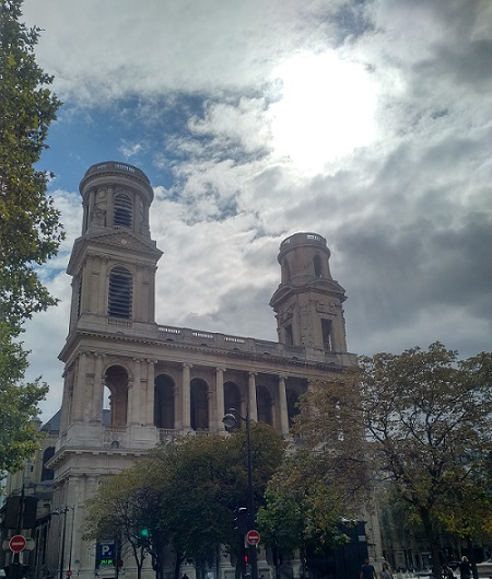 Catholic Church - Église Saint-Sulpice