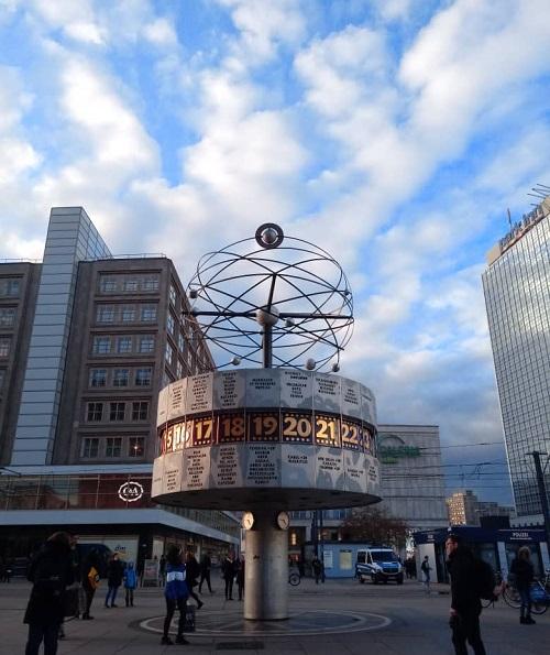 World Clock (Alexanderplatz)