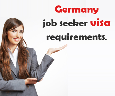Job Seeker Visa