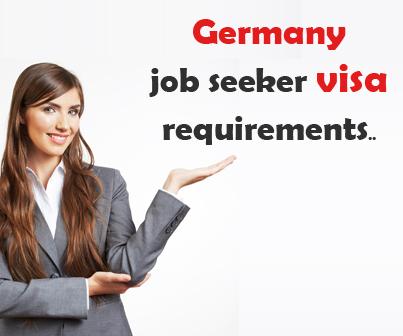 Job Seeker Visa