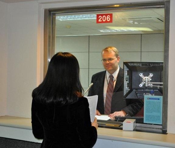 Embassy Interview