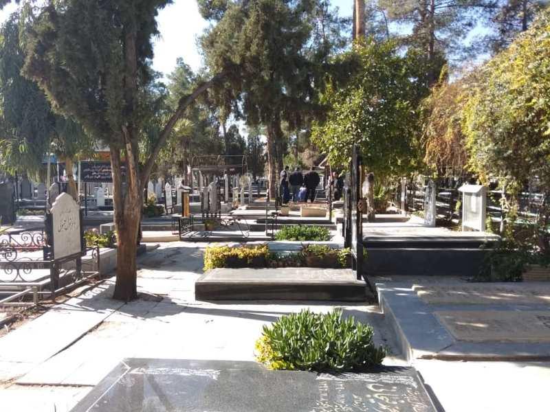 Shiraz Graveyard