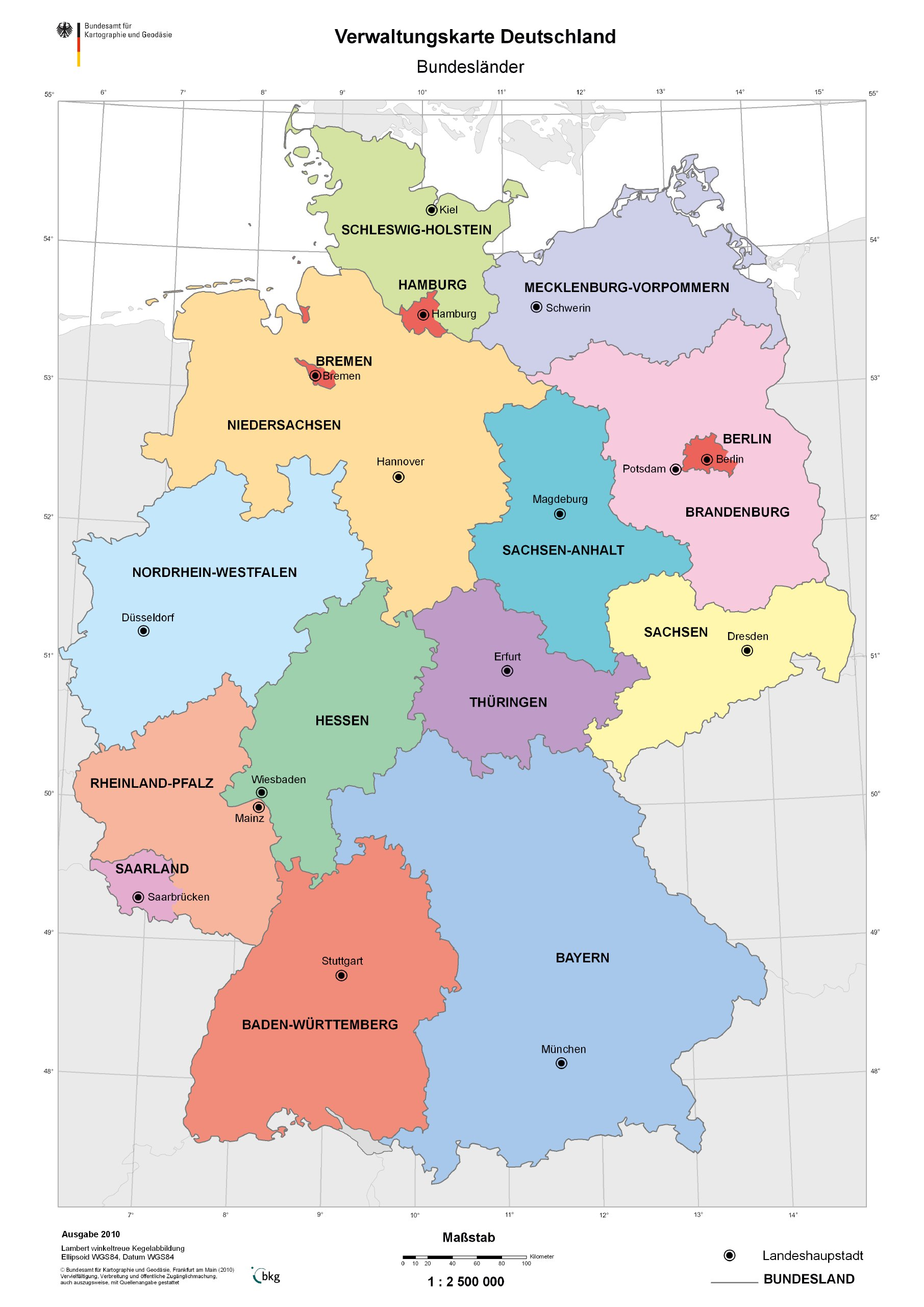 Germany States