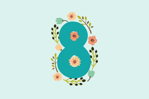 8 month