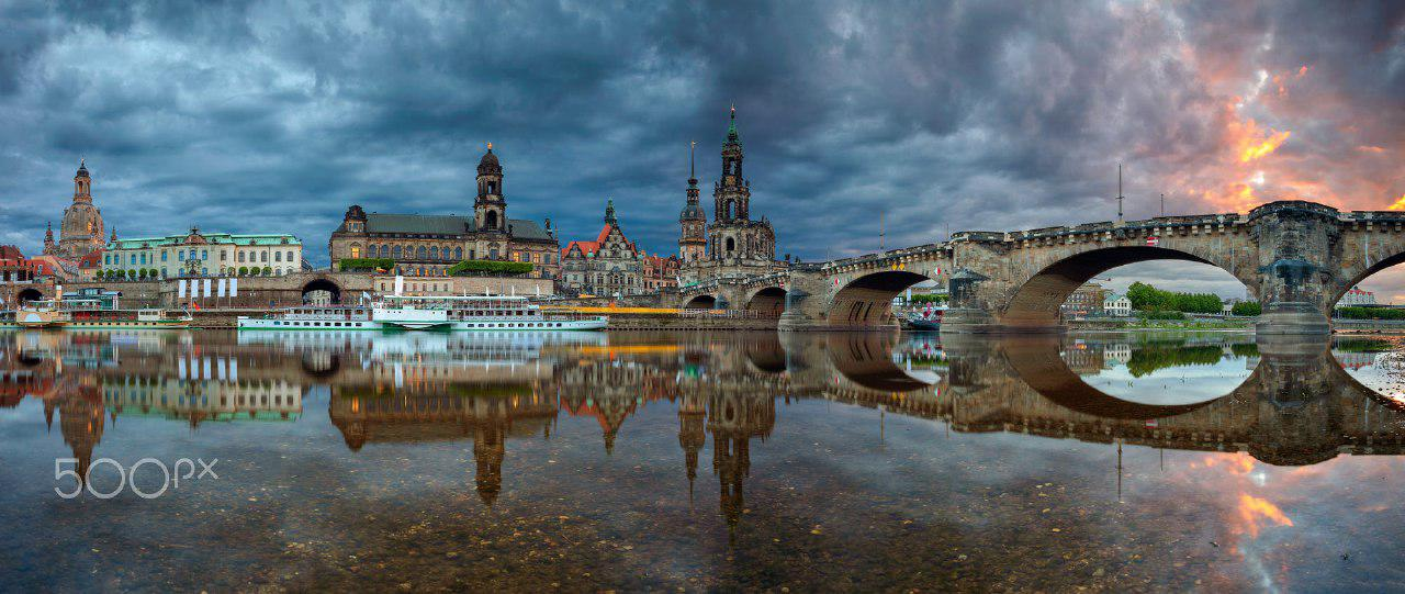 Dresden photo by Rudy Balasko
